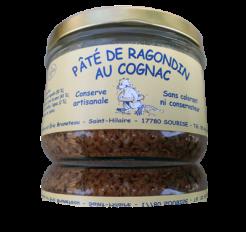 Pâté de Ragondin au Cognac