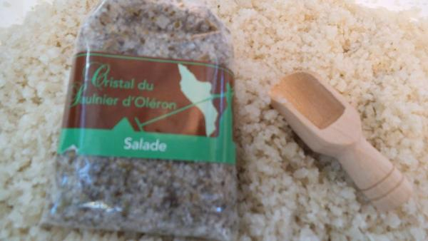 sel  pour salade