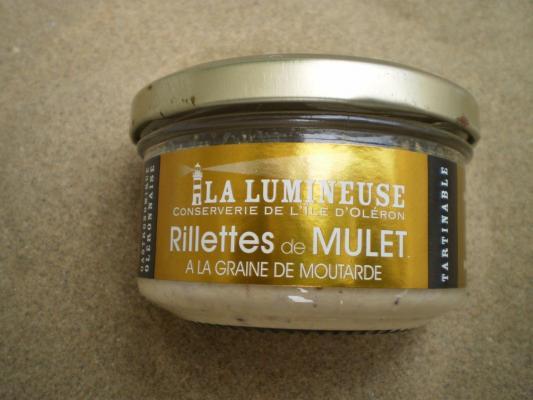 RILLETTES DE MULET