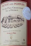 Vin de pays charentais Rosé -75cl bio