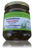 Salicorne d'Oléron au vinaigre de cidre