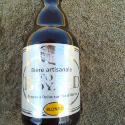 BIERE FORT BOYARD BLONDE