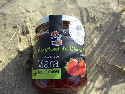 CONFITURE DE MARA DES BOIS
