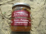 Soupe de Poisson et Langoustines en duo !