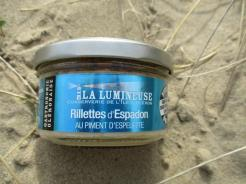 RILLETTES D ESPADON