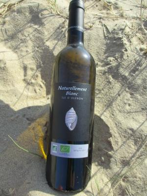VIN BIO NATURELLEMENT BLANC