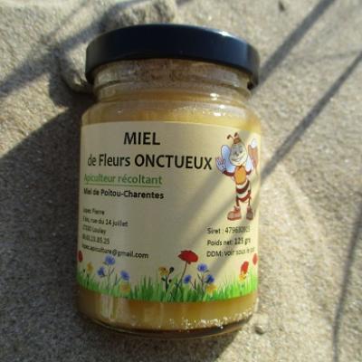 MIEL DE FLEURS ONCTUEUX