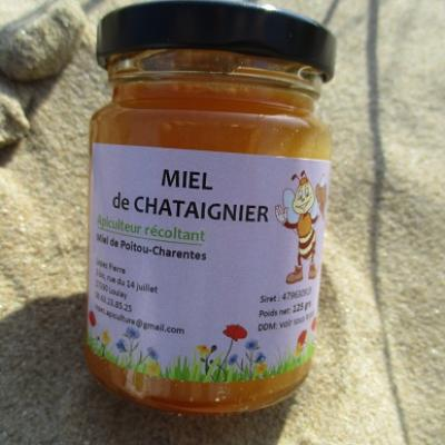 MIEL DE CHATAIGNIER
