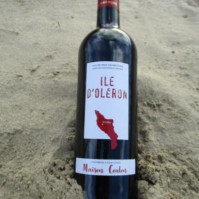 Vin de pays charentais Rouge - 75cl