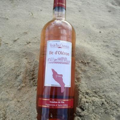 Vin de pays charentais Rosé -75cl