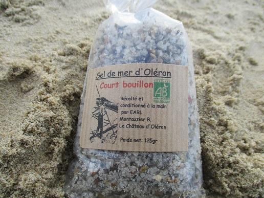 sel de mer d oléron court bouillon