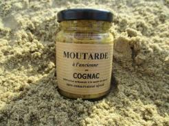 Moutarde à l ancienne au cognac