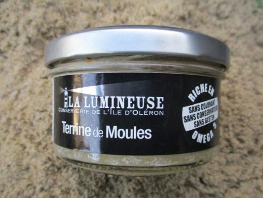 TERRINE DE MOULES