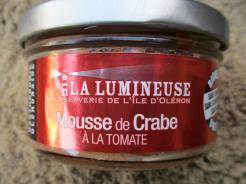 MOUSSE DE CRABE