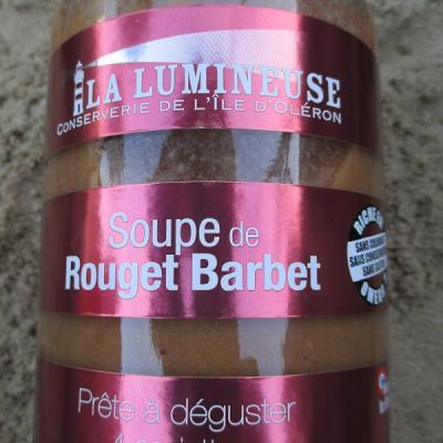 SOUPE DE ROUGET BARBET