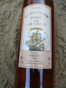 liqueur d oléron POIRE a la FINE COGNAC