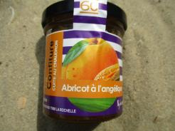 CONFITURE ABRICOT A L ANGELIQUE