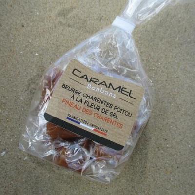 caramels au pineau des charentes