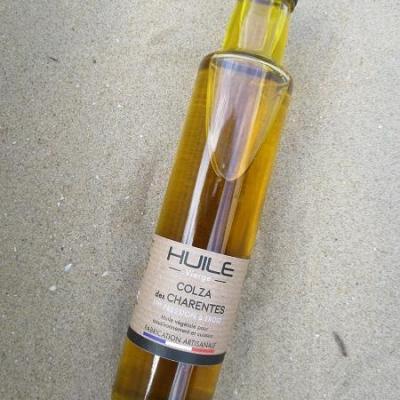 huile vierge colza des charentes