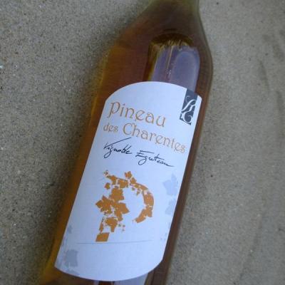 Pineau des Charentes Blanc egreteau