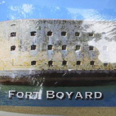 set de table fort boyard