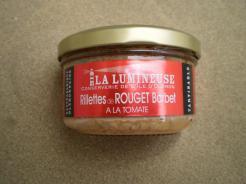 RILLETTES DE ROUGET BARBET