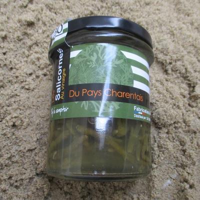 Salicornes au vinaigre du pays charentais